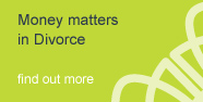 Money matters in Divorce